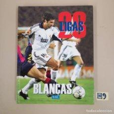 Coleccionismo deportivo: 28 LIGAS BLANCAS. Lote 184111990