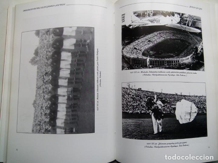 Coleccionismo deportivo: HISTORIA DE LA SELECCIÓN DE FÚTBOL DE EUSKADI 1915-1997. JOSEBA GOTZON. EDICIONES BEITIA 1998. - Foto 5 - 184268917