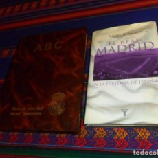 Colecionismo desportivo: EL REAL MADRID EN LA HISTORIA DE ESPAÑA DE ÁNGEL BAHAMONDE. TAURUS 2002 REGALO HISTORIA VIVA DEL ABC. Lote 184326096