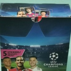 Coleccionismo deportivo: ALBUM TOPPS.- UEFA CHAMPIONS LEAGUE 2019/2020 - SEALED BOX - #. Lote 185720563