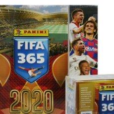 Coleccionismo deportivo: ALBUM PANINI. - FIFA 365 2020. - ALBUM + SEALED BOX! - #. Lote 185722547