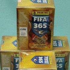 Coleccionismo deportivo: ALBUM PANINI. - FIFA 365 2020. - SEALED BOX! - #. Lote 185723407
