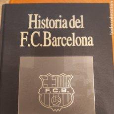Coleccionismo deportivo: HISTORIA DEL F.C BARCELONA. TOMO VI.. Lote 185745748