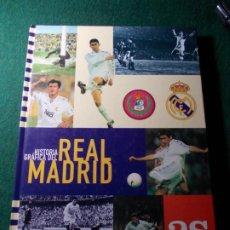 Coleccionismo deportivo: HISTORIA GRÁFICA DEL REAL MADRID AS COMPLETO. Lote 185773463