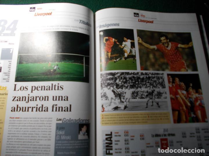 Coleccionismo deportivo: EL LIBRO DE LOS CAMPEONES DE EUROPA MARCA - Foto 2 - 185773605