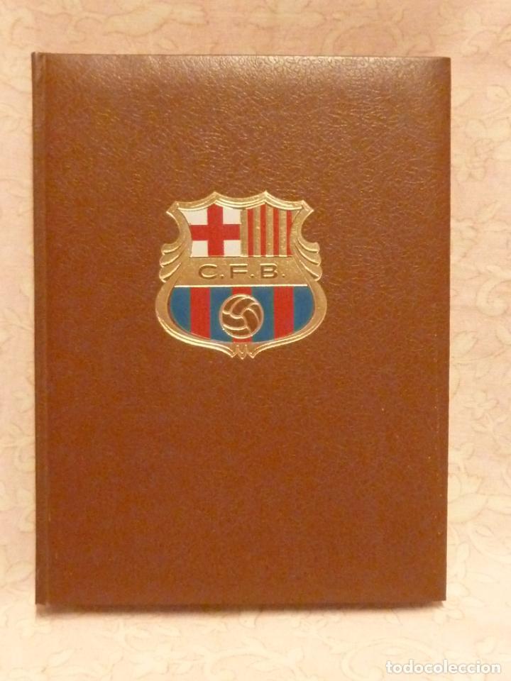 BARÇA / HISTORIA DEL C.F.BARCELONA – ED. LA GRAN EDITORIAL VASCA 1971 (Coleccionismo Deportivo - Libros de Fútbol)