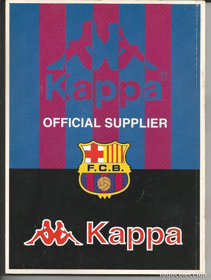 Coleccionismo deportivo: KOEMAN, SU VIDA Y EL BARÇA - COLECCIÓN SPORT 1995 - Foto 2 - 185923225