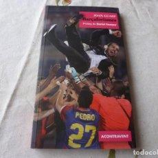 Coleccionismo deportivo: (LLL) LIBRO-BARÇAFORISMES-(CATALÁN). Lote 186250033