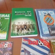 Coleccionismo deportivo: MORALO CP. HISTORIA EQUIPO VERDE. JOSÉ LUIS CAMACHO. Lote 186407280