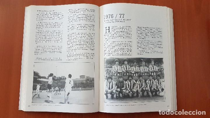 Coleccionismo deportivo: Real Club Deportivo de La Coruña - 82 años de historia. Pedro de LLano López y Eladio Muiños Diaz - Foto 2 - 186407951