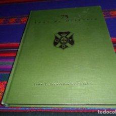 Coleccionismo deportivo: 75 AÑOS DE HISTORIA C.D. TENERIFE DE JUAN J. ARENCIBIA DE TORRES. 1997. TAPA DURA. 204 PGNS A COLOR.. Lote 188250563