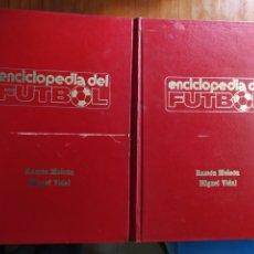 Coleccionismo deportivo: ENCICLOPEDIA DEL FUTBOL 1973 DE RAMÓN MELCÓN Y MIGUEL VIDAL. Lote 189715797