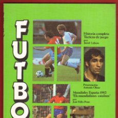 Coleccionismo deportivo: MUNDIALES ESPAÑA 1982 - ELS MUNDIALISTES CATALANS - CAIXA SABADELL. Lote 189966360