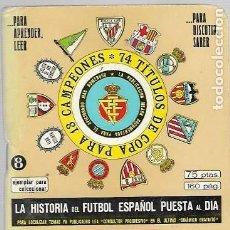 Coleccionismo deportivo: SUPER DINAMICO (VOLUMEN 8) TEMPORADA 1978 - 1979. Lote 190354568