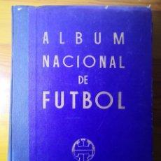 Coleccionismo deportivo: ALBUM NACIONAL DE FÚTBOL, AÑO 1947, EDICIONES ÁLVAREZ Y LÓPEZ, IMPRENTA DE VIUDA DE JUAN PUEYO. Lote 190770006