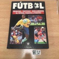 Coleccionismo deportivo: FÚTBOL RBA. Lote 191122557