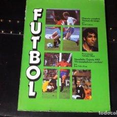 Coleccionismo deportivo: HISTORIA COMPLETA TACTICAS DE JUEGO. Lote 191176806