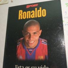 Coleccionismo deportivo: RONALDO. Lote 191327593