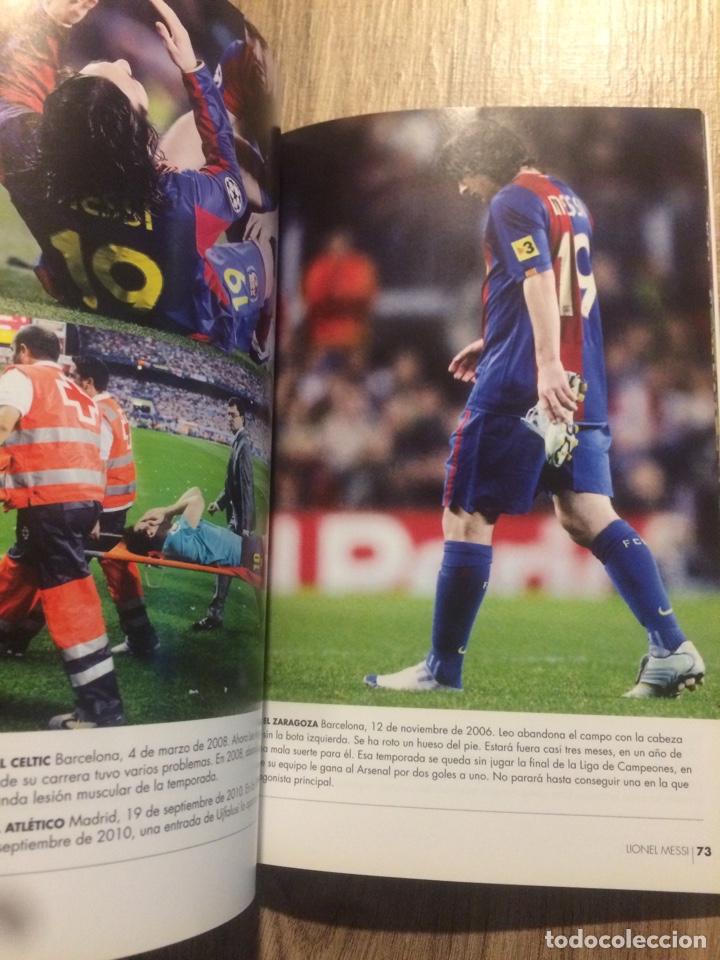 Coleccionismo deportivo: MESSI - GENIOS DEL BALÓN- MARCA - Foto 2 - 191847202