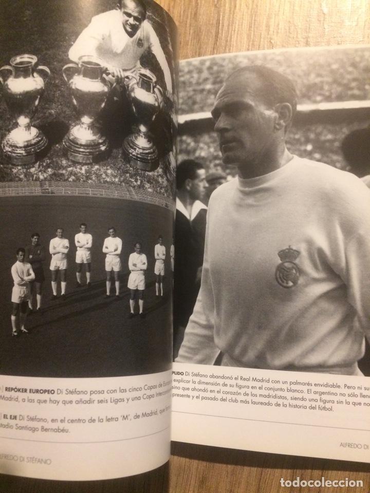 Coleccionismo deportivo: DI STEFANO - GENIOS DEL BALÓN- MARCA - Foto 2 - 191847515