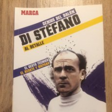 Coleccionismo deportivo: DI STEFANO - GENIOS DEL BALÓN- MARCA. Lote 191847515