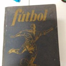 Coleccionismo deportivo: ENCICLOPEDIA FUTBOL HISTORIA ORGANIZACION EQUIPOS / 1176 PAGINAS / AÑO 1950-51 / TOMO 1. Lote 193448830