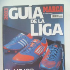 Coleccionismo deportivo: GUIA MARCA DE LA LIGA 2013. EL MEJOR FUTBOL DEL MUNDO. Lote 194155582