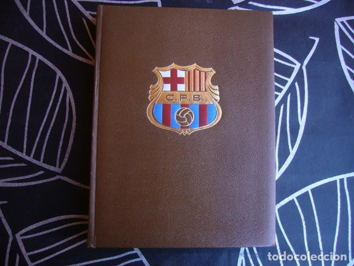 HISTORIA DEL C.F. BARCELONA 1971 . 416 PÁGINAS (Coleccionismo Deportivo - Libros de Fútbol)