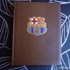 Coleccionismo deportivo: HISTORIA DEL C.F. BARCELONA 1971 . 416 PÁGINAS. Lote 194268291