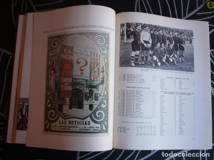 Coleccionismo deportivo: HISTORIA DEL C.F. BARCELONA 1971 . 416 PÁGINAS - Foto 6 - 194268291