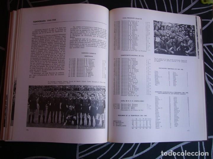 Coleccionismo deportivo: HISTORIA DEL C.F. BARCELONA 1971 . 416 PÁGINAS - Foto 7 - 194268291
