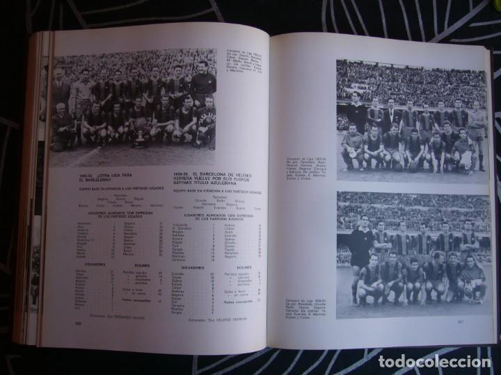 Coleccionismo deportivo: HISTORIA DEL C.F. BARCELONA 1971 . 416 PÁGINAS - Foto 9 - 194268291
