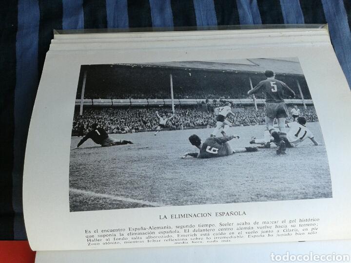 Coleccionismo deportivo: LIBRO EL MUNDIAL DEFENSIVO - Foto 3 - 194293028