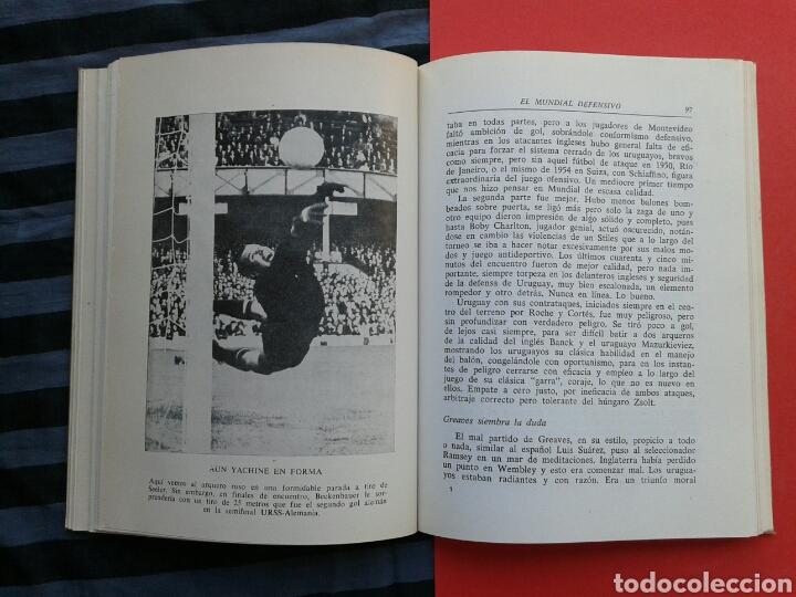 Coleccionismo deportivo: LIBRO EL MUNDIAL DEFENSIVO - Foto 4 - 194293028