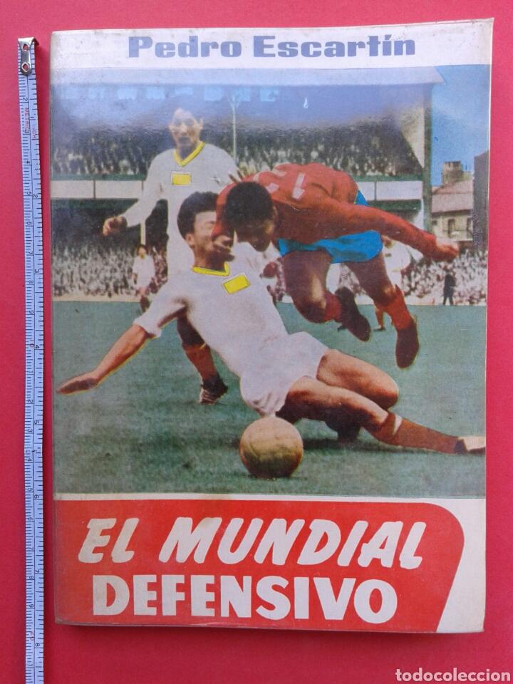 LIBRO EL MUNDIAL DEFENSIVO (Coleccionismo Deportivo - Libros de Fútbol)