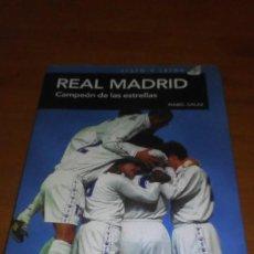 Coleccionismo deportivo: REAL MADRID CAMPEON DE LAS ESTRELLAS. MABEL GALAZ.. Lote 194354367