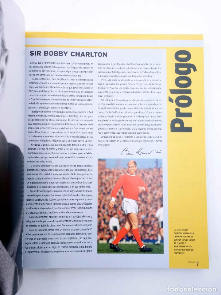 Coleccionismo deportivo: 50 AÑOS DE LA COPA DE EUROPA Y LA LIGA DE CAMPEONES (Keir Radnege) Folio, 2006. OFRT antes 35E - Foto 5 - 194368660