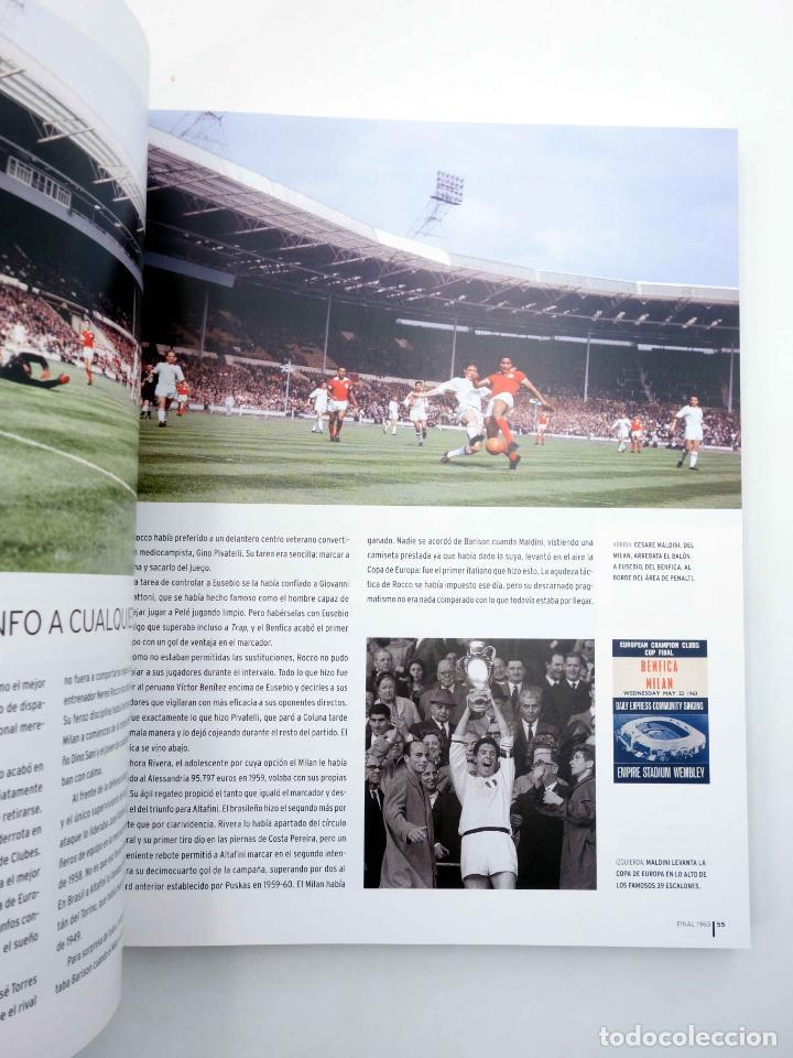 Coleccionismo deportivo: 50 AÑOS DE LA COPA DE EUROPA Y LA LIGA DE CAMPEONES (Keir Radnege) Folio, 2006. OFRT antes 35E - Foto 6 - 194368660