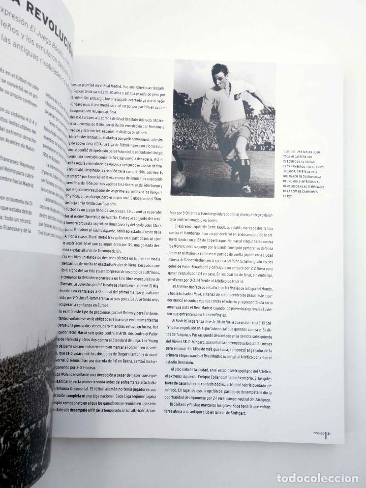 Coleccionismo deportivo: 50 AÑOS DE LA COPA DE EUROPA Y LA LIGA DE CAMPEONES (Keir Radnege) Folio, 2006. OFRT antes 35E - Foto 7 - 194368660