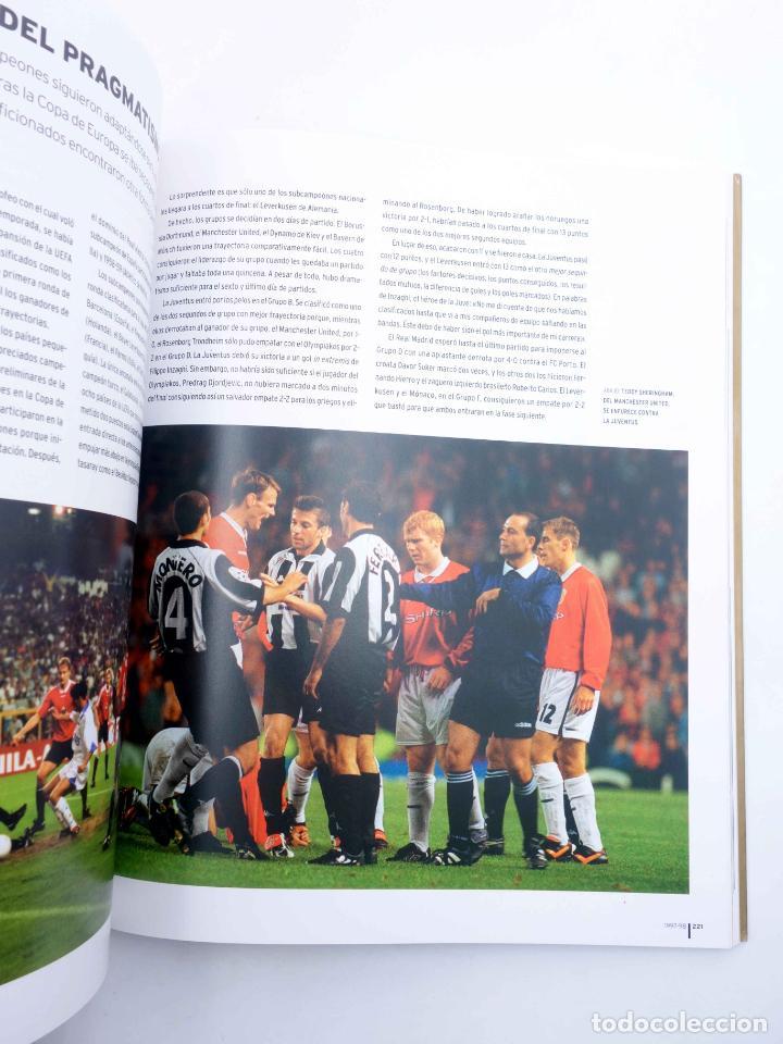 Coleccionismo deportivo: 50 AÑOS DE LA COPA DE EUROPA Y LA LIGA DE CAMPEONES (Keir Radnege) Folio, 2006. OFRT antes 35E - Foto 8 - 194368660