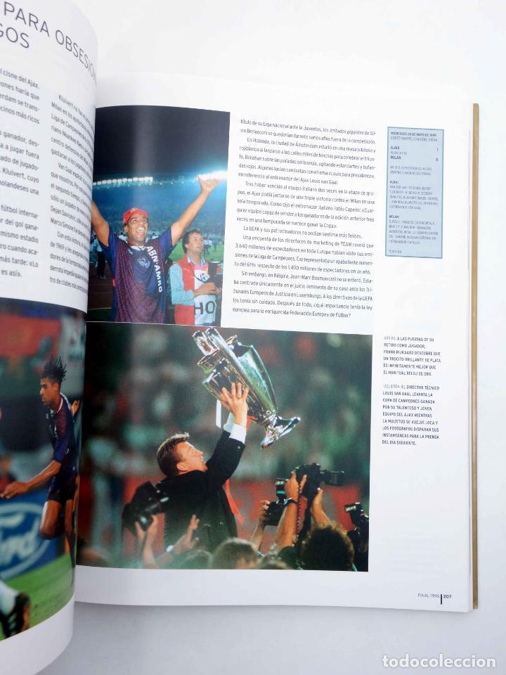 Coleccionismo deportivo: 50 AÑOS DE LA COPA DE EUROPA Y LA LIGA DE CAMPEONES (Keir Radnege) Folio, 2006. OFRT antes 35E - Foto 9 - 194368660