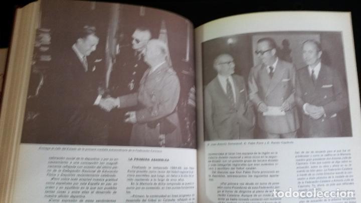 Coleccionismo deportivo: Ayer y hoy del fútbol Cátalan. Federación catalana de Fútbol 1900-1975. 75 º ANIVERSARIO bodas diam - Foto 5 - 194389855