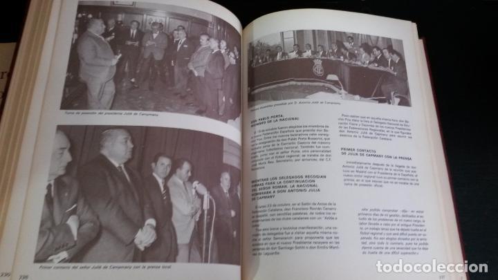 Coleccionismo deportivo: Ayer y hoy del fútbol Cátalan. Federación catalana de Fútbol 1900-1975. 75 º ANIVERSARIO bodas diam - Foto 7 - 194389855