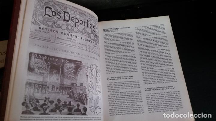Coleccionismo deportivo: Ayer y hoy del fútbol Cátalan. Federación catalana de Fútbol 1900-1975. 75 º ANIVERSARIO bodas diam - Foto 9 - 194389855