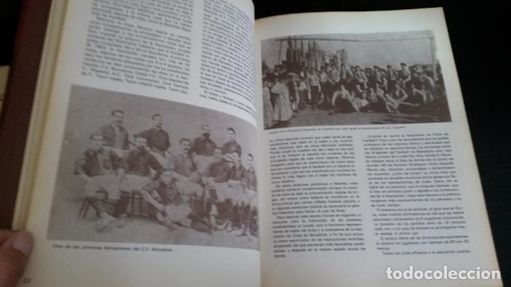 Coleccionismo deportivo: Ayer y hoy del fútbol Cátalan. Federación catalana de Fútbol 1900-1975. 75 º ANIVERSARIO bodas diam - Foto 13 - 194389855