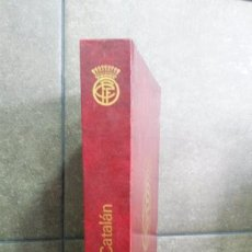 Coleccionismo deportivo: AYER Y HOY DEL FÚTBOL CÁTALAN. FEDERACIÓN CATALANA DE FÚTBOL 1900-1975. 75 º ANIVERSARIO BODAS DIAM. Lote 194389855
