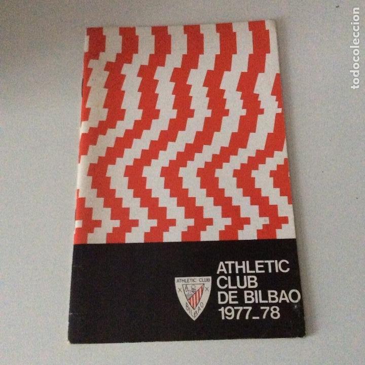 Coleccionismo deportivo: Megalote Athletic Club de Bilbao 14 lotes sobre el Athletic - Foto 3 - 194401790