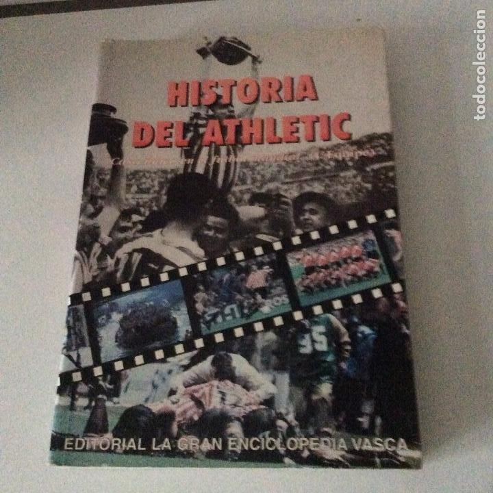 Coleccionismo deportivo: Megalote Athletic Club de Bilbao 14 lotes sobre el Athletic - Foto 5 - 194401790