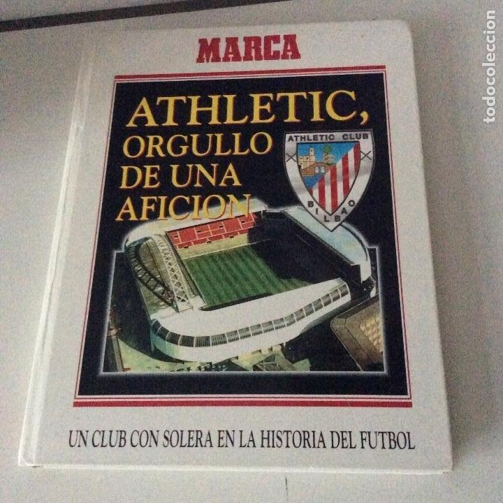 Coleccionismo deportivo: Megalote Athletic Club de Bilbao 14 lotes sobre el Athletic - Foto 6 - 194401790