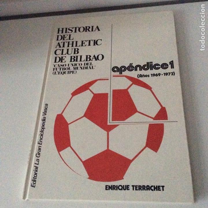 Coleccionismo deportivo: Megalote Athletic Club de Bilbao 14 lotes sobre el Athletic - Foto 7 - 194401790